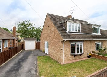 Keynes Close, Church Crookham, Fleet GU52. 3 bed semi-detached house