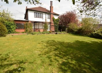 Thumbnail 4 bed detached house for sale in Moor Park Drive, Headingley, Leeds