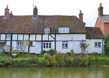 Thumbnail 2 bed terraced house to rent in Canal Side, High Street, Hungerford