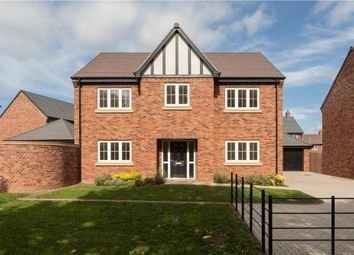 "Thumbnail 5 bedroom detached house for sale in ""Wolverley"" at Burton Road, Streethay, Lichfield"