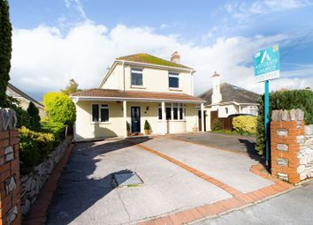 Thumbnail 4 bed detached house for sale in Gillard Road, Brixham