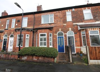 Thumbnail 3 bed terraced house for sale in North Grove, Urmston, Manchester