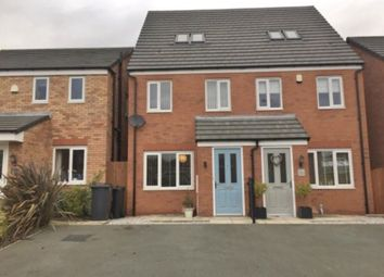 Thumbnail 3 bed town house to rent in Greylag Gate, Newcastle-Under-Lyme