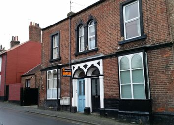 Thumbnail 2 bed flat to rent in 11A New Road, Driffield