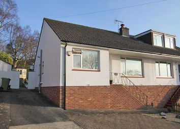 Thumbnail 2 bed semi-detached bungalow for sale in Twickenham Road, Newton Abbot