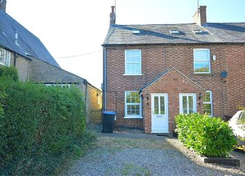 Thumbnail 2 bedroom end terrace house for sale in The Green, Great Houghton, Northampton