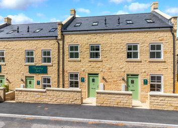Thumbnail 3 bed town house for sale in Ilkley Road, Otley