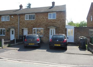 Thumbnail 3 bed town house to rent in Kinver Avenue, Willenhall