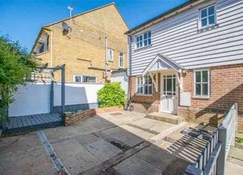 Thumbnail 2 bed end terrace house for sale in Church Road, Little Berkhamsted, Hertfordshire