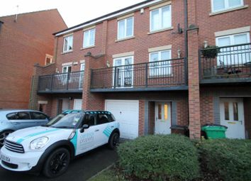 Thumbnail 3 bed town house to rent in City View, Mapperley, Nottingham