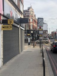 Retail premises for sale in North End Road, London, West Kensington W14