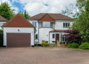 Thumbnail 4 bed detached house for sale in Valley Road, Rickmansworth, Hertfordshire