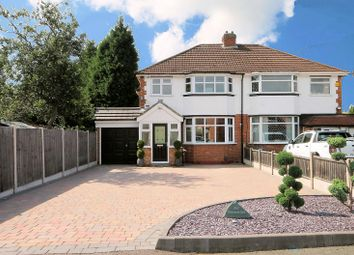 Thumbnail 3 bed semi-detached house for sale in Bitterscote Lane, Fazeley, Tamworth
