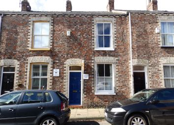 Thumbnail 3 bed terraced house to rent in Kyme Street, York