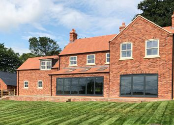 Thumbnail 5 bed detached house for sale in Horncastle Road, Louth