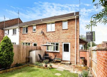 Thumbnail 2 bedroom end terrace house for sale in Kempster Close, Abingdon