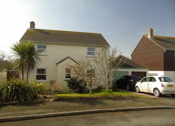 Thumbnail 4 bedroom detached house for sale in St Petry, Goldsithney, Penzance, Cornwall.