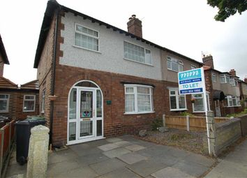 Thumbnail 3 bed semi-detached house to rent in Myrtle Grove, Waterloo, Liverpool