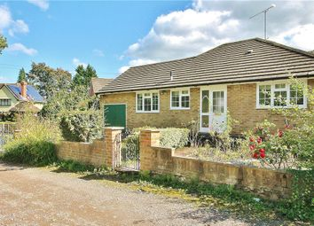 Thumbnail 3 bed detached bungalow for sale in College Lane, Woking, Surrey