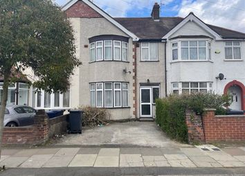 Thumbnail 3 bed terraced house for sale in Cornwall Avenue, Southall, Middlesex