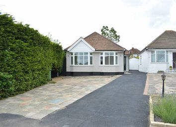 Thumbnail 3 bedroom detached bungalow to rent in Moormead Drive, Stoneleigh, Epsom