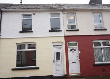 Thumbnail 3 bed terraced house for sale in Rectory Road, Crumlin, Newport
