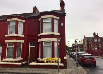 Thumbnail 3 bedroom terraced house for sale in Snaefell Avenue, Old Swan, Liverpool