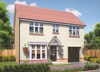Thumbnail 3 bed detached house for sale in Barrowby Road, Grantham