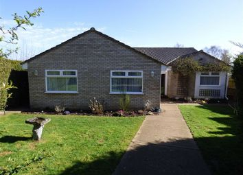 Thumbnail 3 bed detached bungalow for sale in Hillside Road, Flore, Northampton