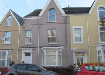 Thumbnail 4 bed property to rent in St Helens Avenue, Brynmill, Swansea