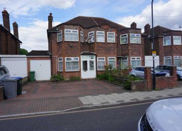 Thumbnail 3 bed semi-detached house for sale in Slough Lane, Kingsbury