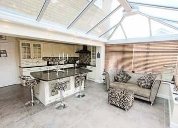 Thumbnail 6 bed detached house for sale in Glenfield Lane, Kirby Muxloe, Leicester