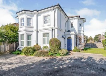 Thumbnail 1 bed flat for sale in Malvern House, 3 Westbrooke, Worthing, West Sussex