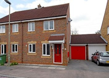 Thumbnail 3 bed link-detached house to rent in Didcot, Oxfordshire