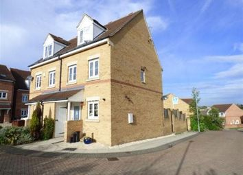 Thumbnail 3 bed property to rent in Jasmine Gardens, Castleford