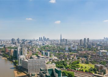 Thumbnail 2 bed flat for sale in The Tower, St. George Wharf, Vauxhall, London