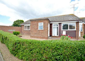 Thumbnail 3 bed detached bungalow for sale in Roman Way, Old Felixstowe, Felixstowe