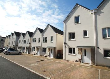 Thumbnail 4 bedroom town house for sale in Temple Walk, Plymouth
