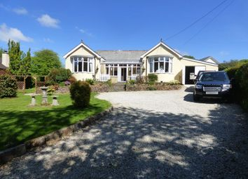 Thumbnail 2 bed detached bungalow for sale in Burrator Road, Dousland, Yelverton