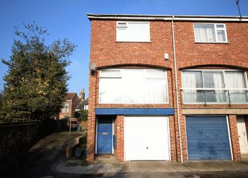 Thumbnail 2 bedroom terraced house for sale in Tudor Court, Hall Road, Norwich