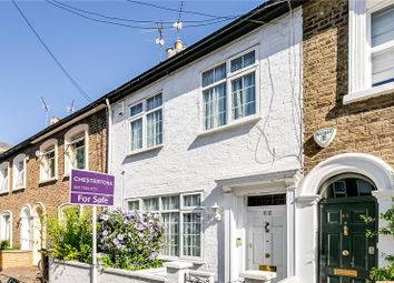 3 bed terraced house for sale in Lillian Road, Barnes, London SW13