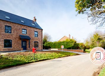 Thumbnail 6 bed detached house for sale in Post Office Lane, Ashby-Cum-Fenby, Grimsby