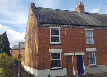 Thumbnail 2 bed end terrace house to rent in Borough Street, Kegworth, Derby