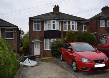 Thumbnail 3 bed property for sale in Parker Road, Hastings, East Sussex