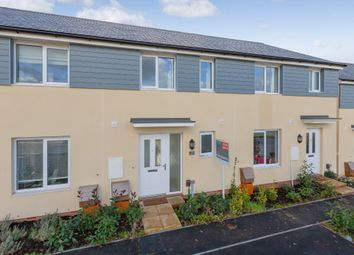 Thumbnail 2 bed terraced house for sale in Crannaford Lane, Cranbrook, Exeter