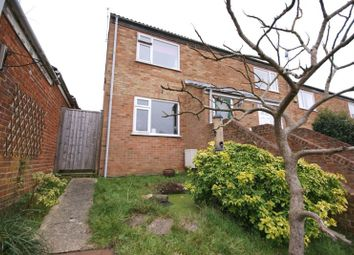 Thumbnail 2 bedroom end terrace house for sale in Coventry Close, Corfe Mullen, Wimborne