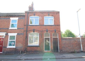 Thumbnail 3 bed terraced house for sale in Warwick Street, Chesterton, Newcastle