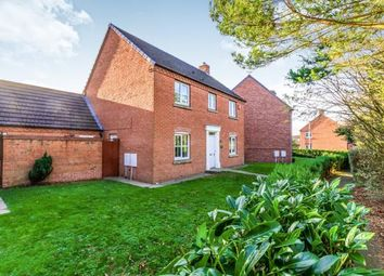 Thumbnail 4 bed detached house for sale in Silverdale Drive, Chase Terrace, Burntwood, Staffordshire