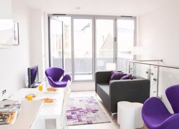 Thumbnail 2 bed flat to rent in Chandos Place, Covent Garden, London