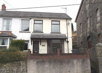 Thumbnail 4 bed semi-detached house for sale in Ynysybwl, Pontypridd
